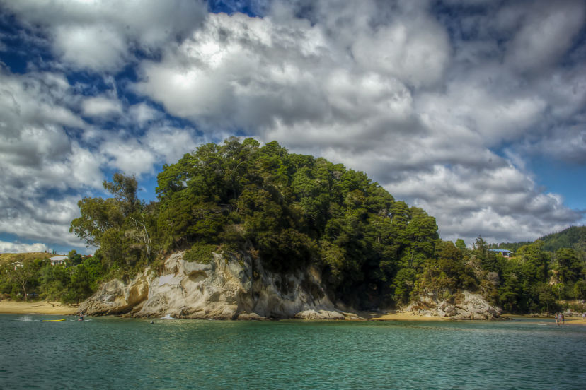 New Zealand, Abel Tasman NP
