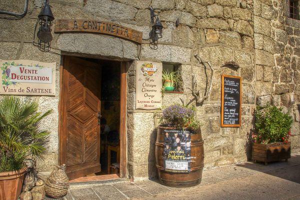 Sartène shop