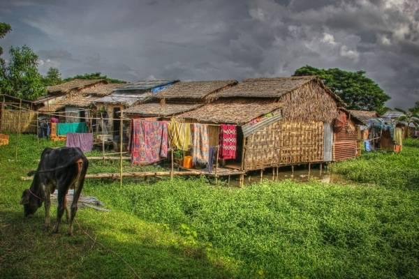 Village in Burma