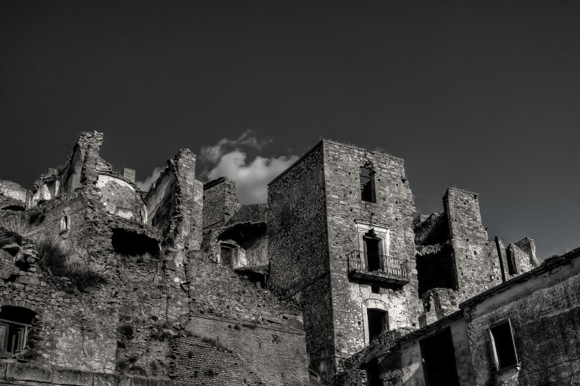 Craco Ghost Town