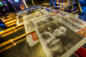 Mama Shelter Marseille, Newspapers