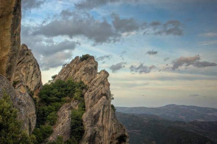 Basilicata, the rugged landscape