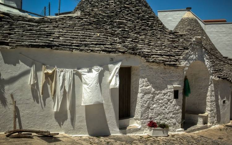 Alberobello, Beautiful Trulli