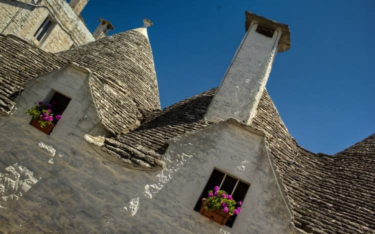 Alberobello, Pretty Trulli