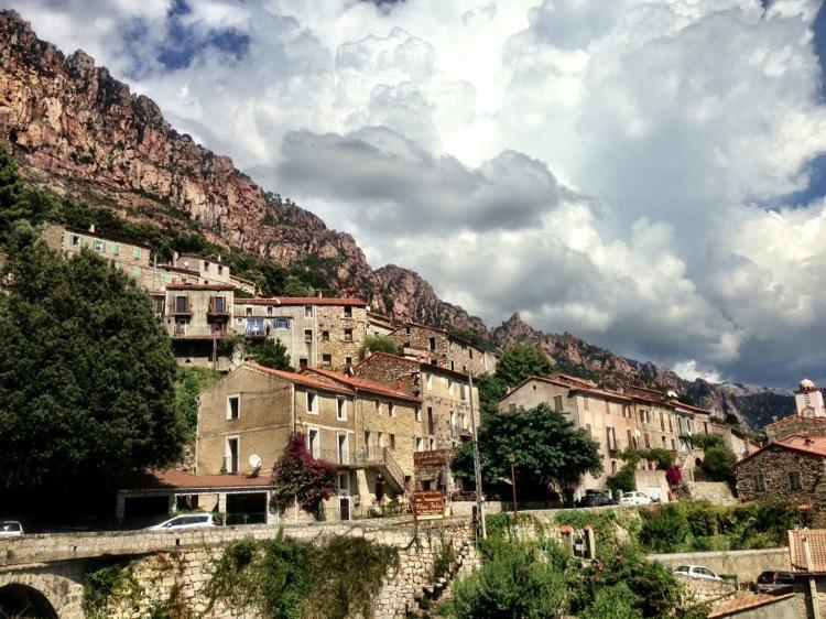 Corsica, Ota