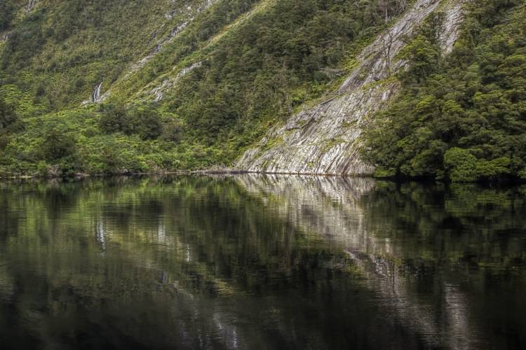 Doubtful Sound, Reflections