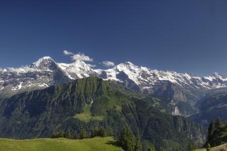 Switzerland, Schynigge Platte