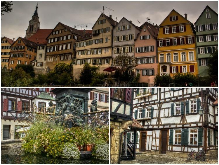 Tubingen Collage