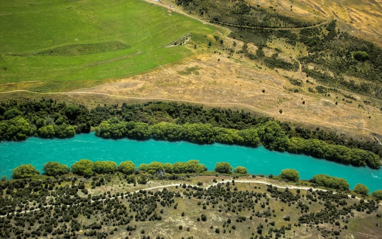 Helicopter Flight, Lake Wanaka