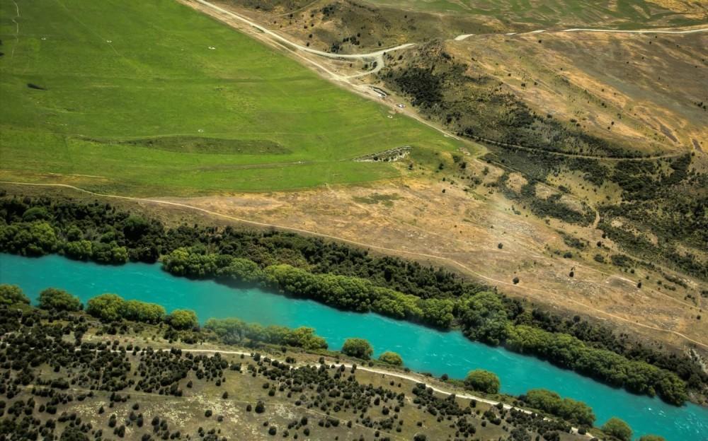Helicopter Flight at Lake Wanaka