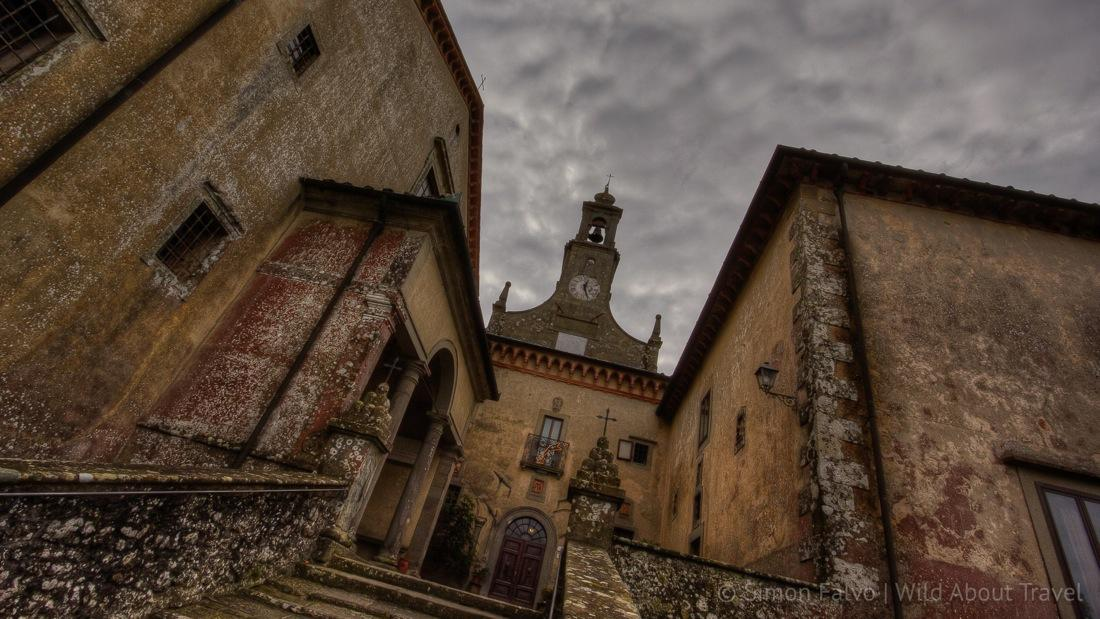 Tuscany, Montesenario Sancturay