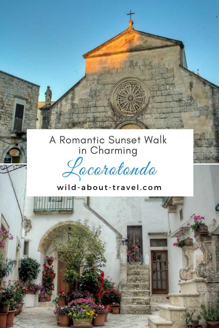 Locorotondo - Beautiful Apulia