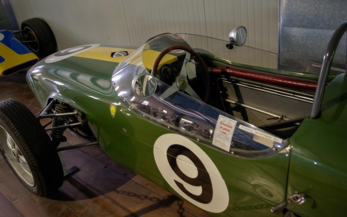 Panini Museum, Maserati Racing Car