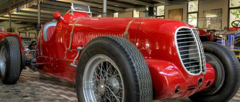 Panini Museum, Maserati Cars Collection-2