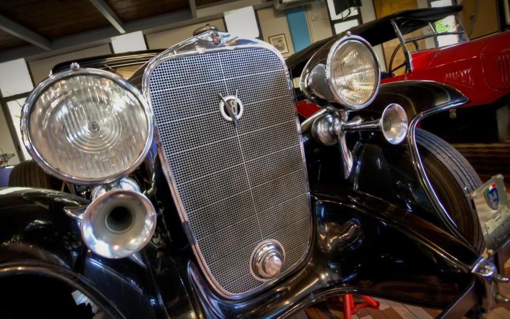 Panini Museum, Pre War Car