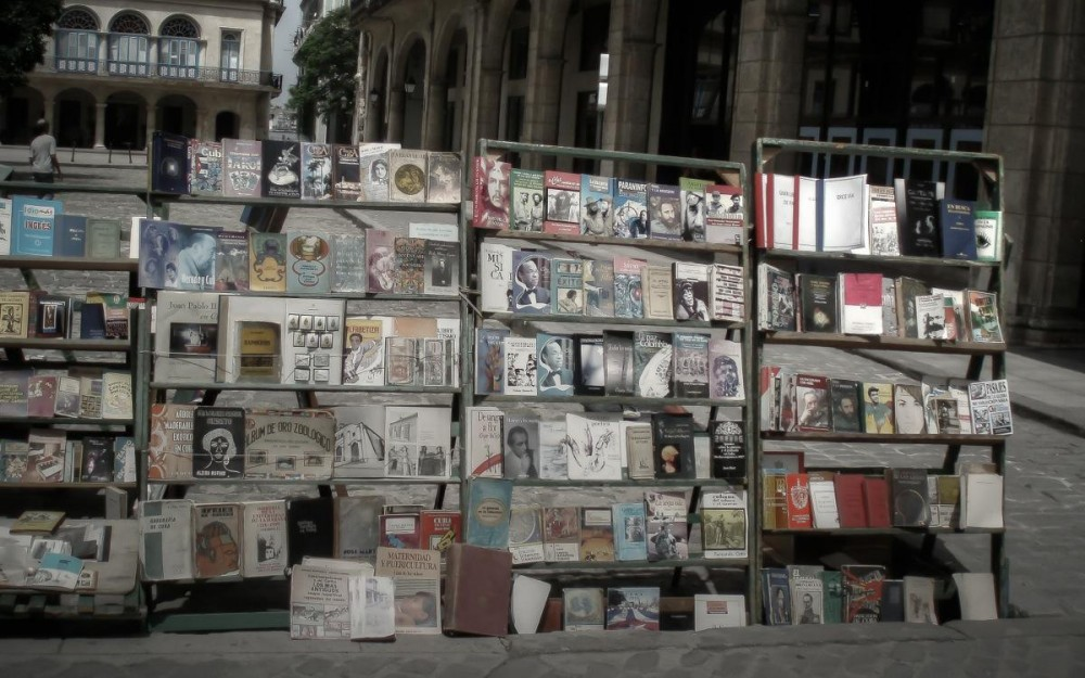 Books in La Habana