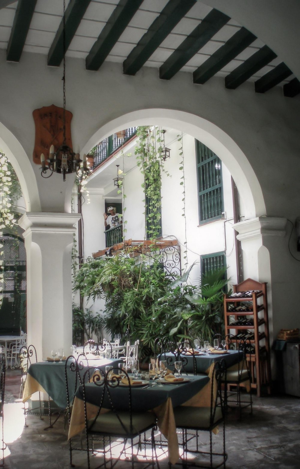 Havana, Pretty Patio
