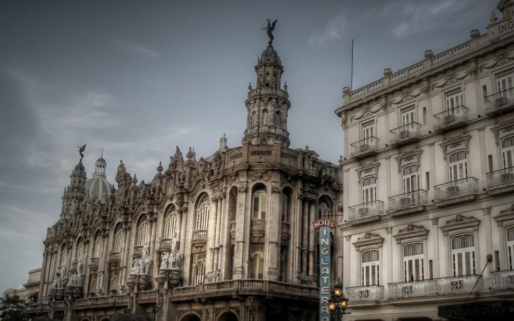 La Habana, Colonial Buildings