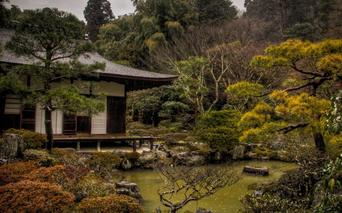 Kyoto, Silver Pavilion