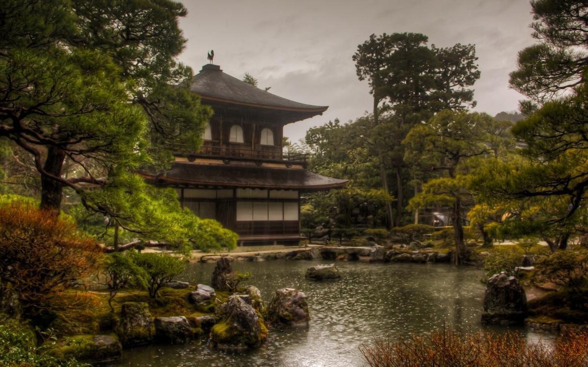 Kyoto, GingakuJi