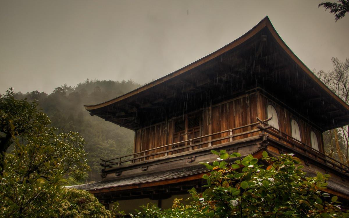 Kyoto Silver Temple