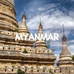 Wild About Travel - Myanmar