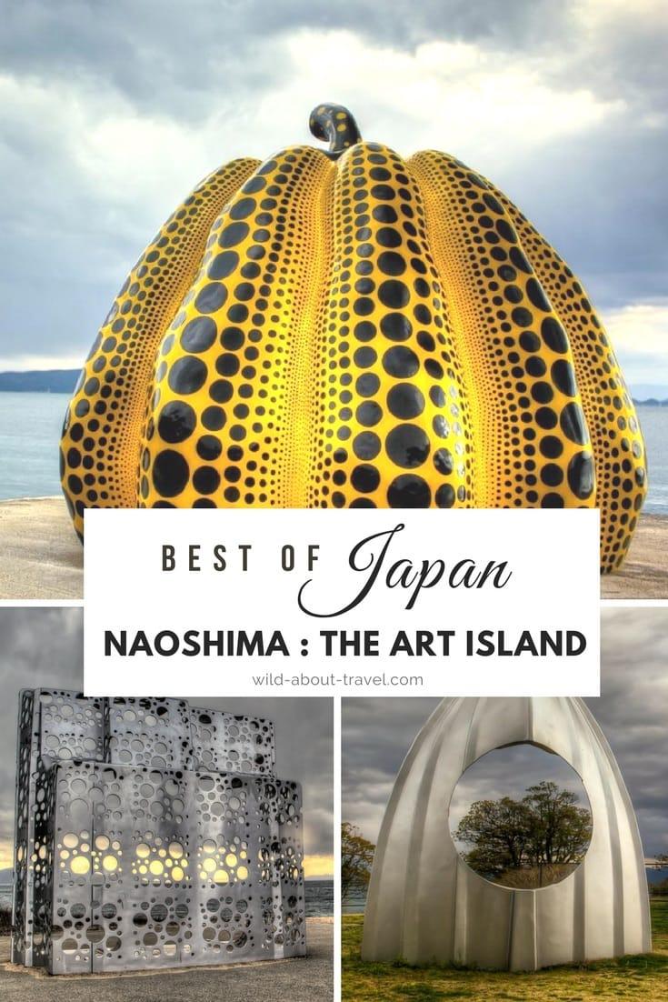 Japan - Naoshima The Art Island