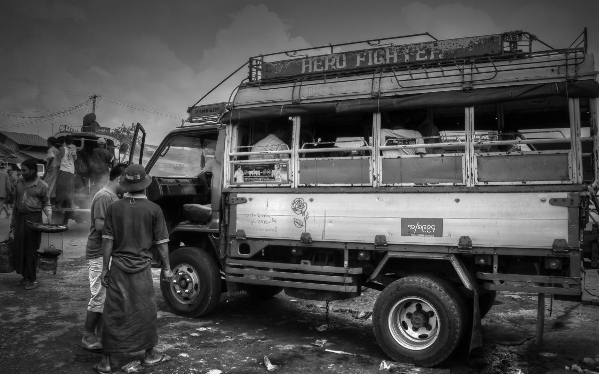 Dala Towniship, Local Mini Bus