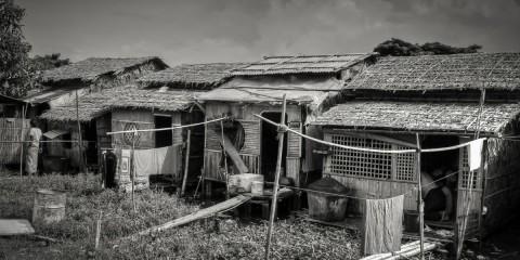 Burma, Dala Township B&W Edited LR Full Size-15