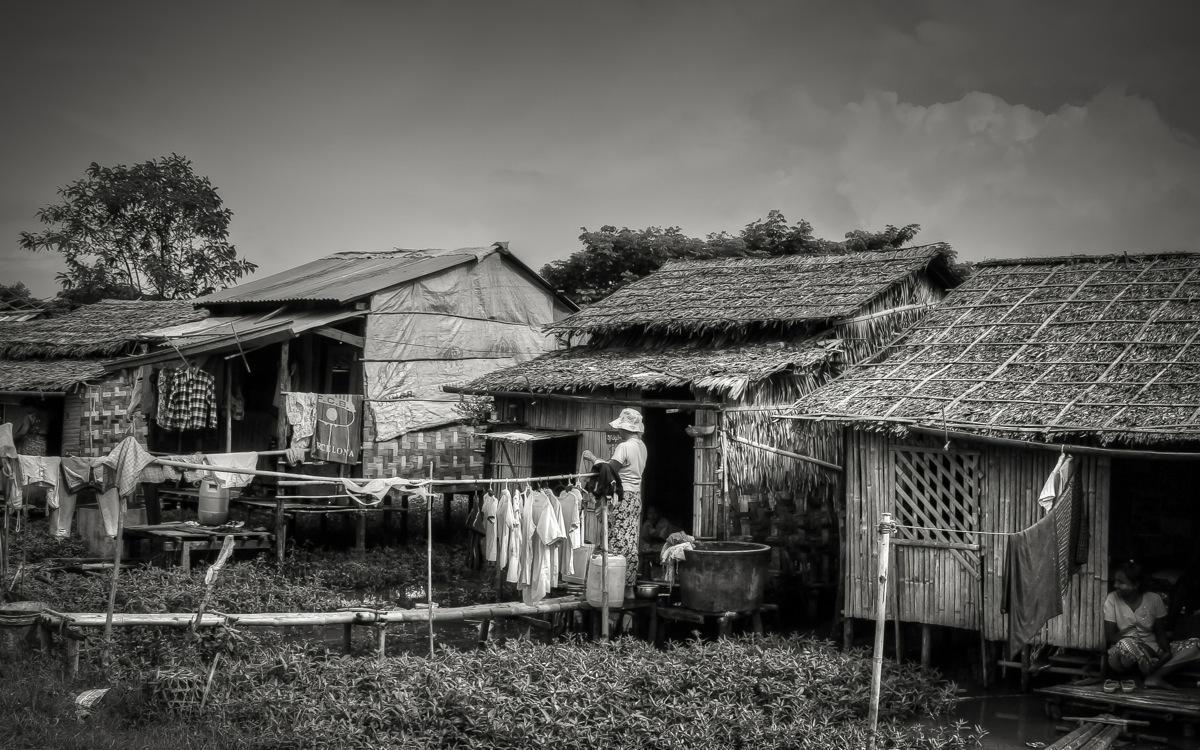 Dala Township Huts