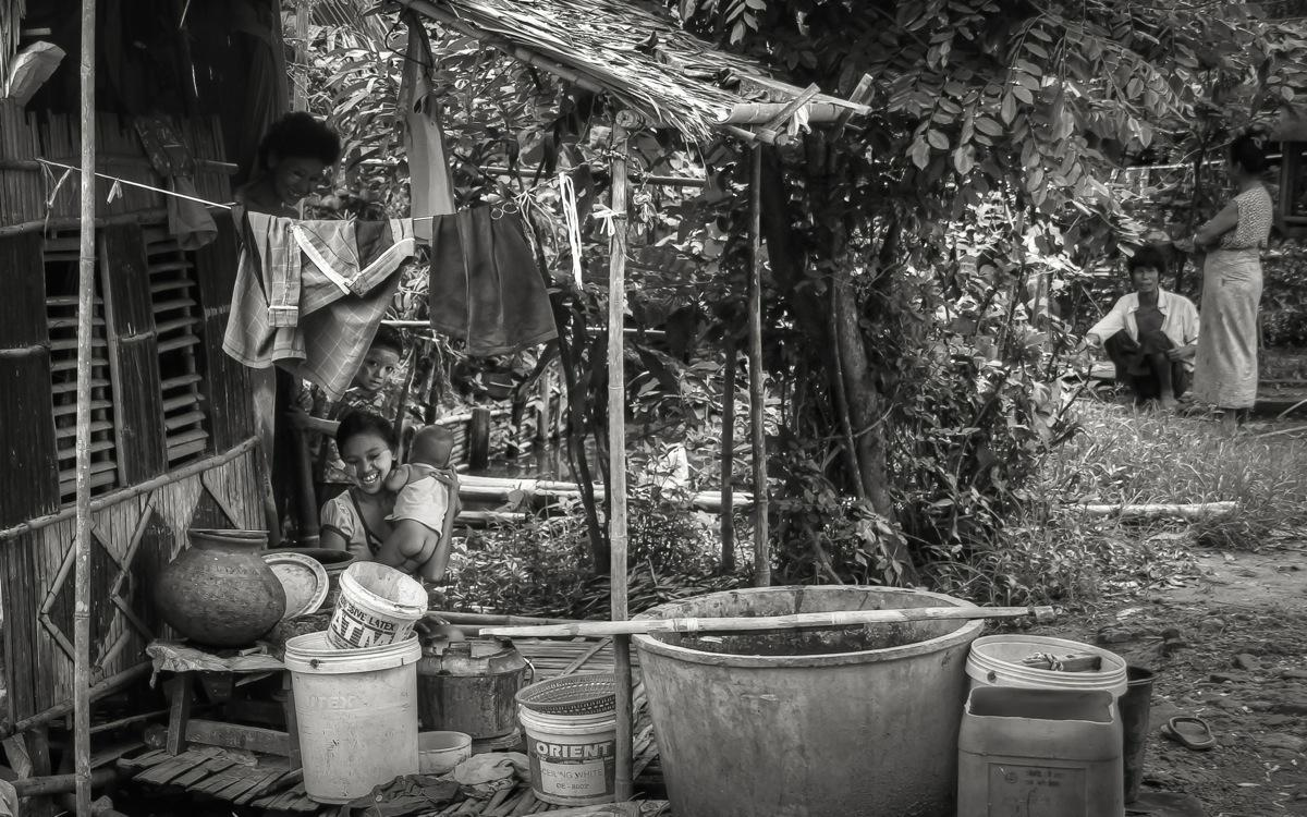 Yangon, Life in Dala Township