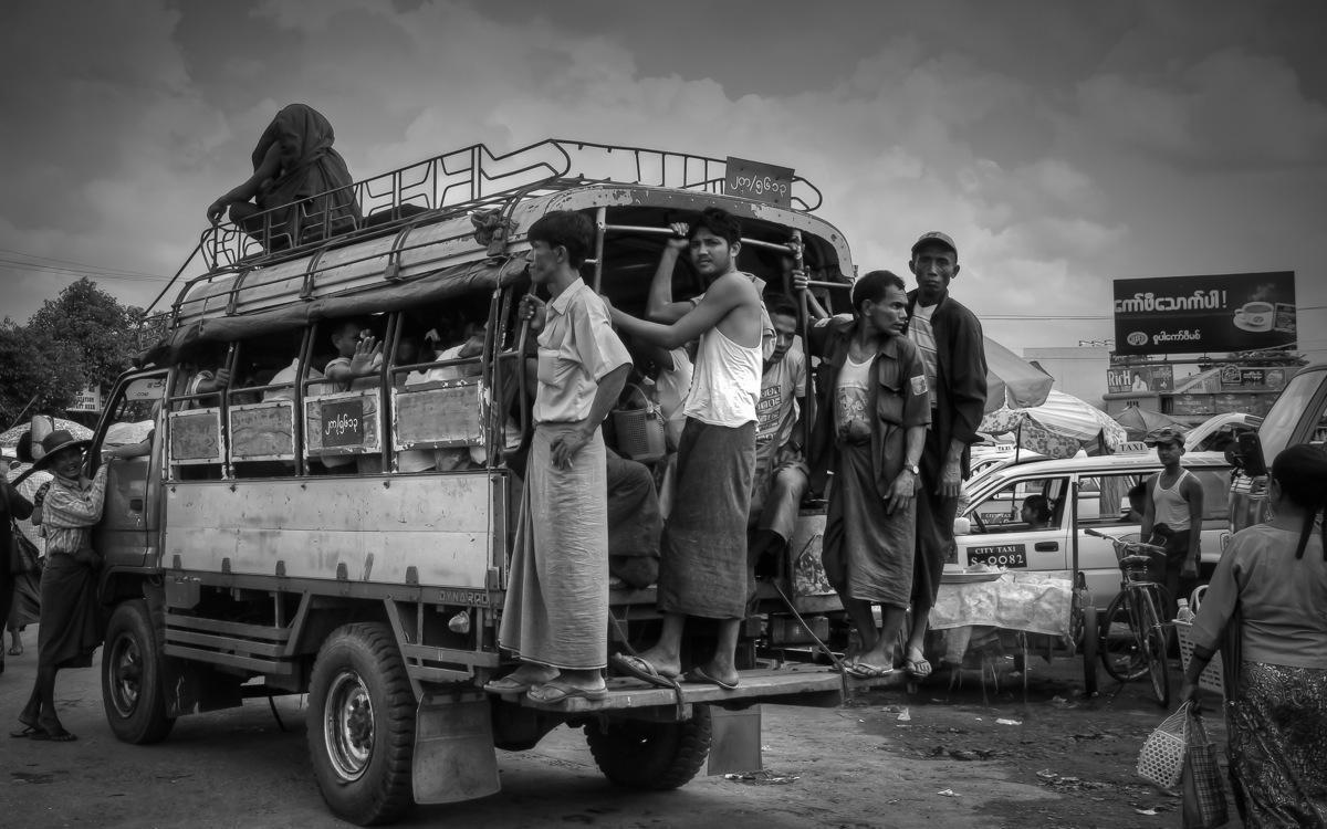 Dala Township, Minibus