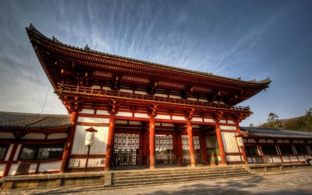 Nara Kasuga Taisha Shrine