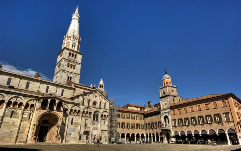 Modena UNESCO WHS