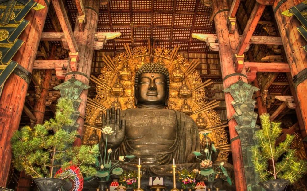 Nara, Great Buddha Vairocana