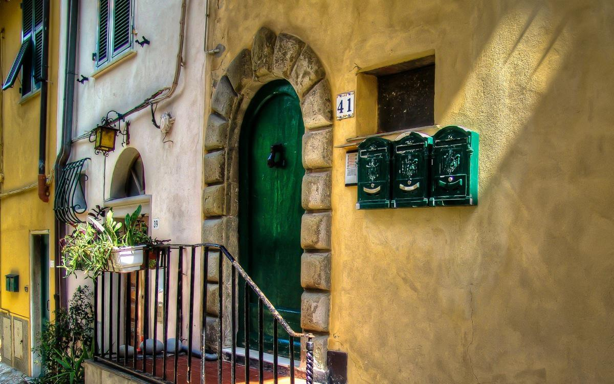 Old House in Portovenere