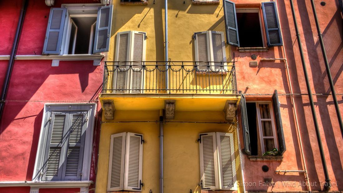 Pastel Colors, Parma
