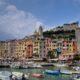 Portovenere Coloured Houses