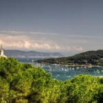 Portovenere, View on the Gulf
