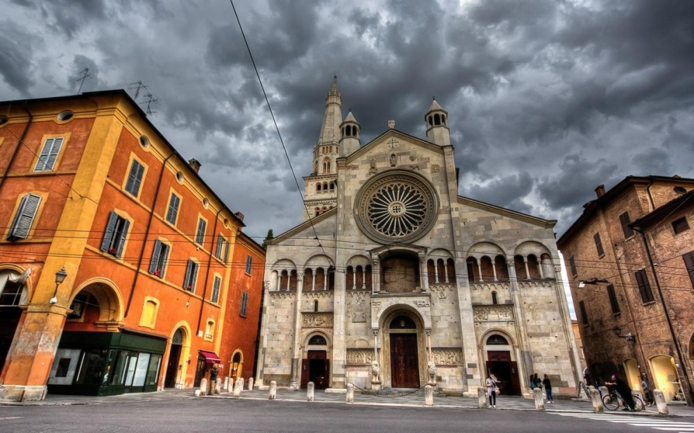 UNESCO Modena, Cathedral