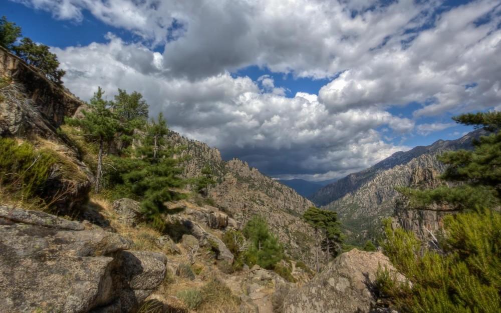 Corsica Restonica Valley