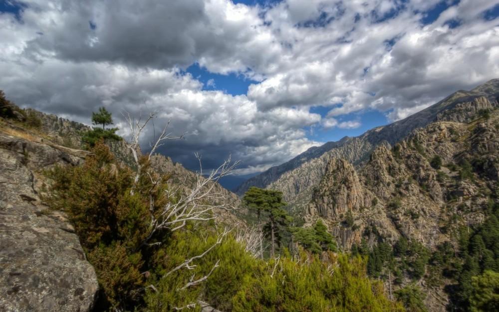 Corsica, Restonica Valley