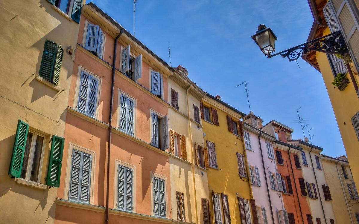 Parma and Its colours