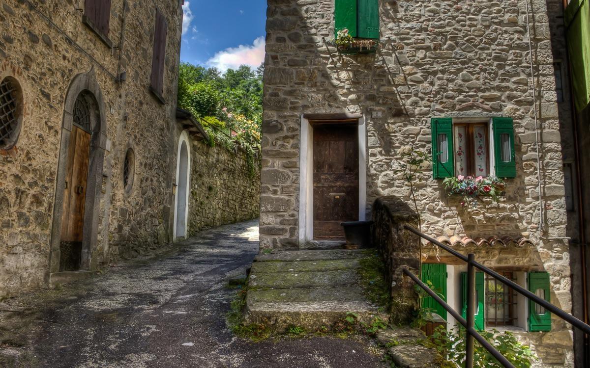 Porretta Terme Houses