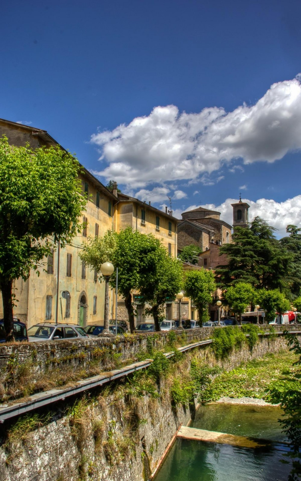 View of Terme di Porretta