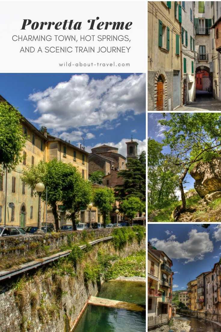 Porretta Terme Emilia-Romagna