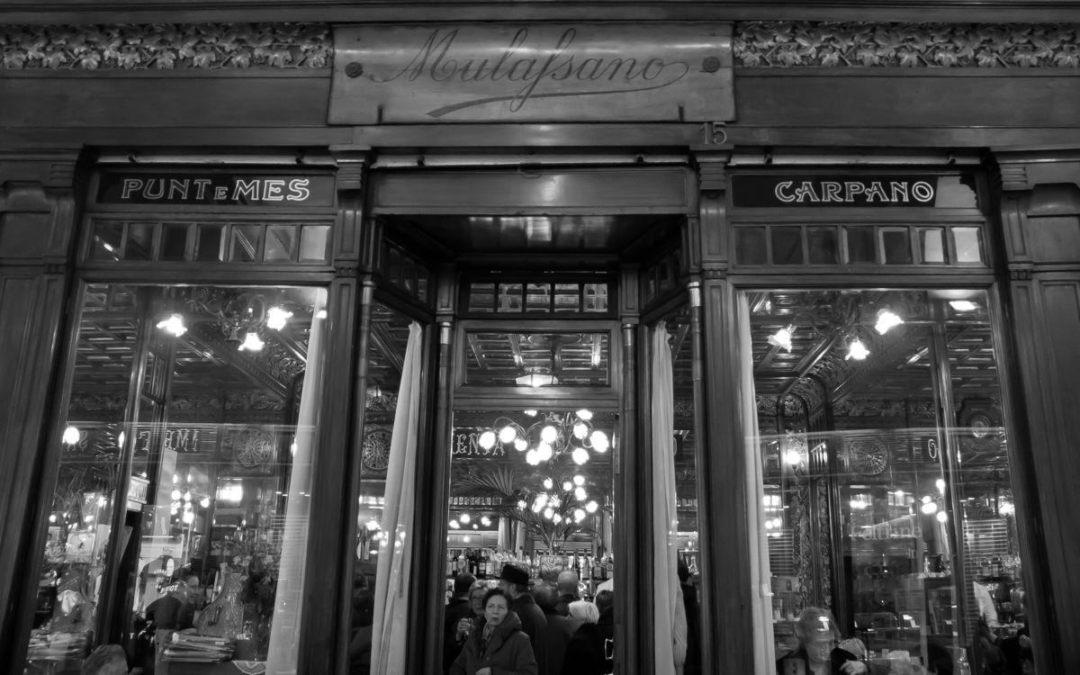 Turin, Caffé Mulassano