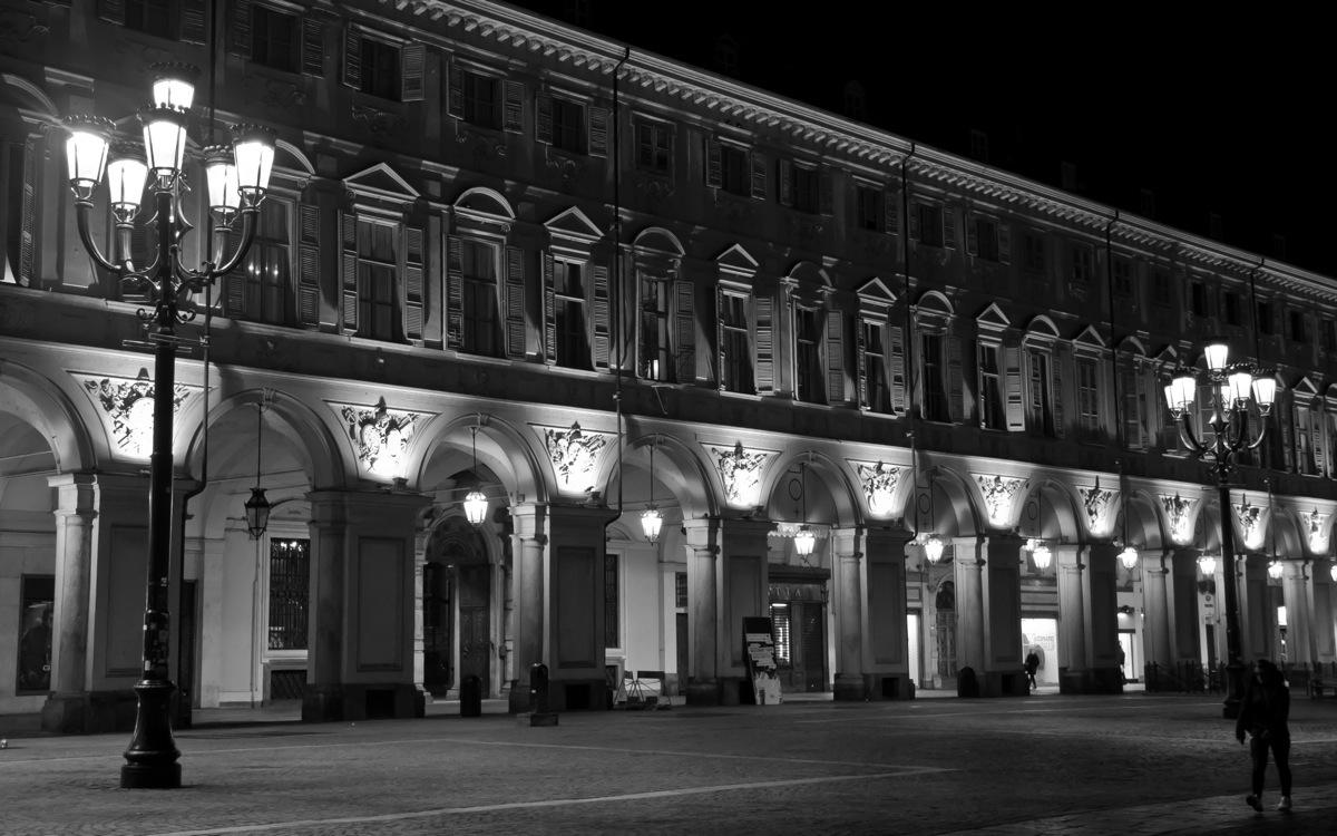 Turin by Night, Piazza San Carlo