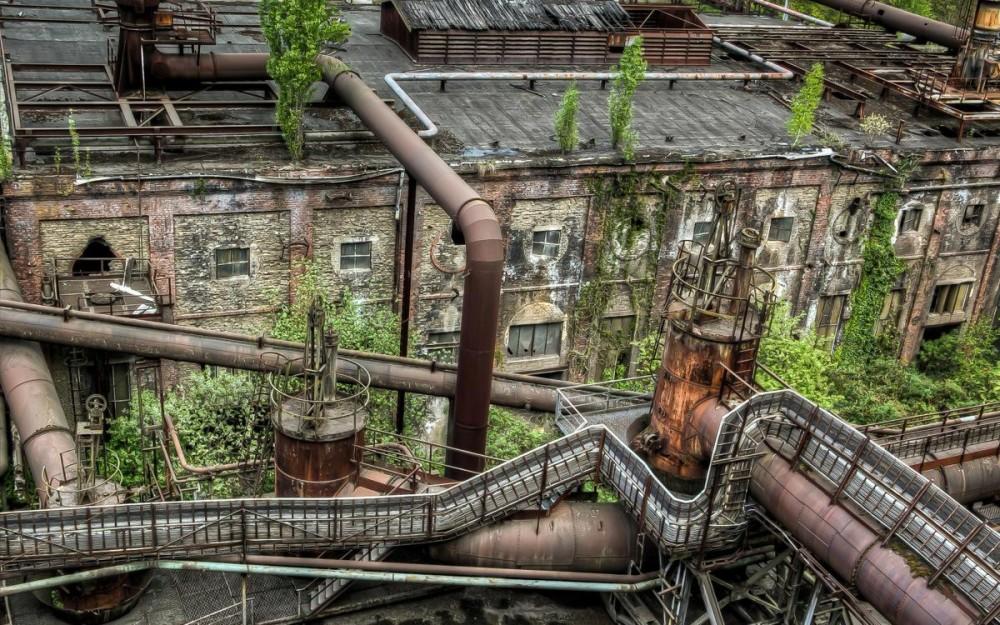 Völklinger Ironworks