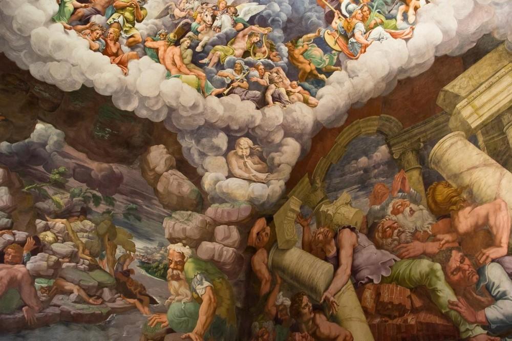 Mantua and the magnificent palazzo del te a must see for Camera dei